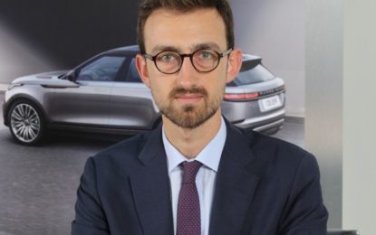 Cambiamenti direzione PR di Jaguar Land Rover Italia
