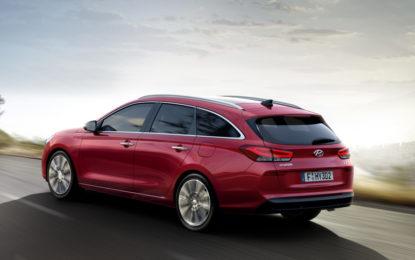 Nuova Hyundai i30 Wagon: via agli ordini