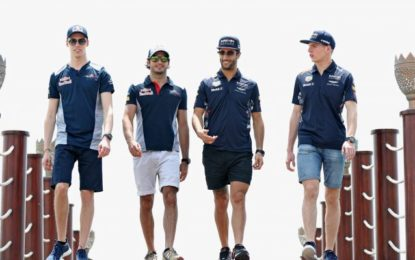 La Red Bull padrona assoluta dei suoi piloti
