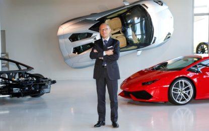 Paolo Poma nuovo CFO Automobili Lamborghini
