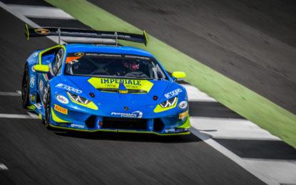 Lamborghini Super Trofeo Europa al Paul Ricard