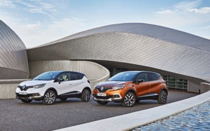 Renault e Dacia a Parco Valentino 2017