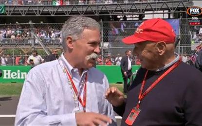 """Lauda: """"25 gare in una stagione sono follia"""""""
