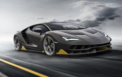 Goodwood: debutto dinamico per la Lamborghini Centenario