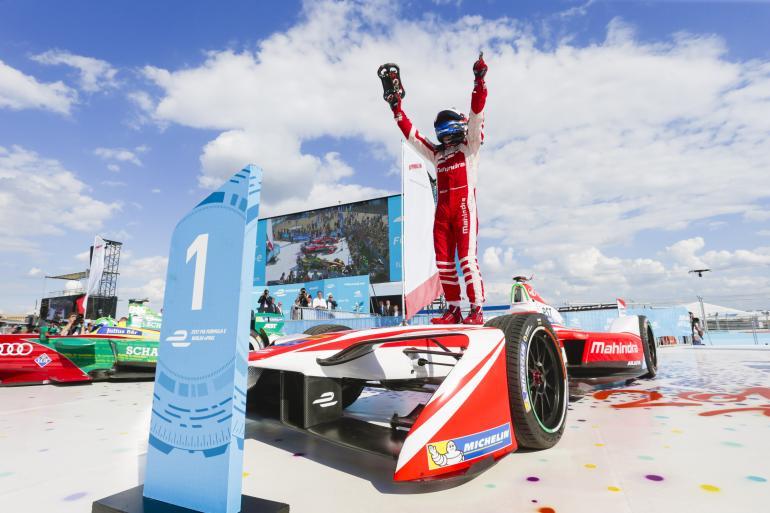 Prima vittoria Mahindra Racing in Formula E