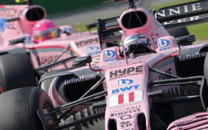 La Force India mette in riga Perez e Ocon