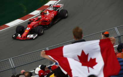 Canada: gli orari del weekend in TV