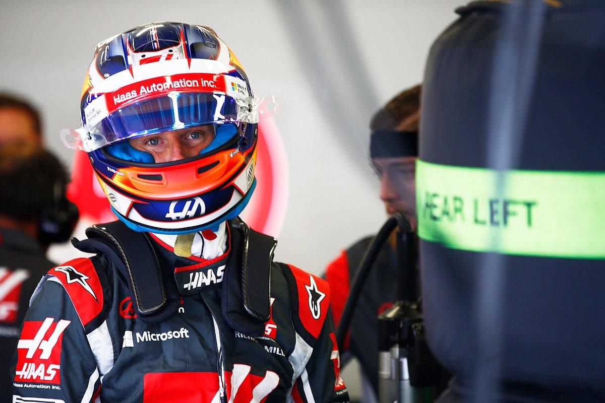 Per Grosjean inaccettabili i problemi ai freni della Haas
