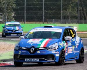 Sandrucci nuovo leader Clio Cup Italia
