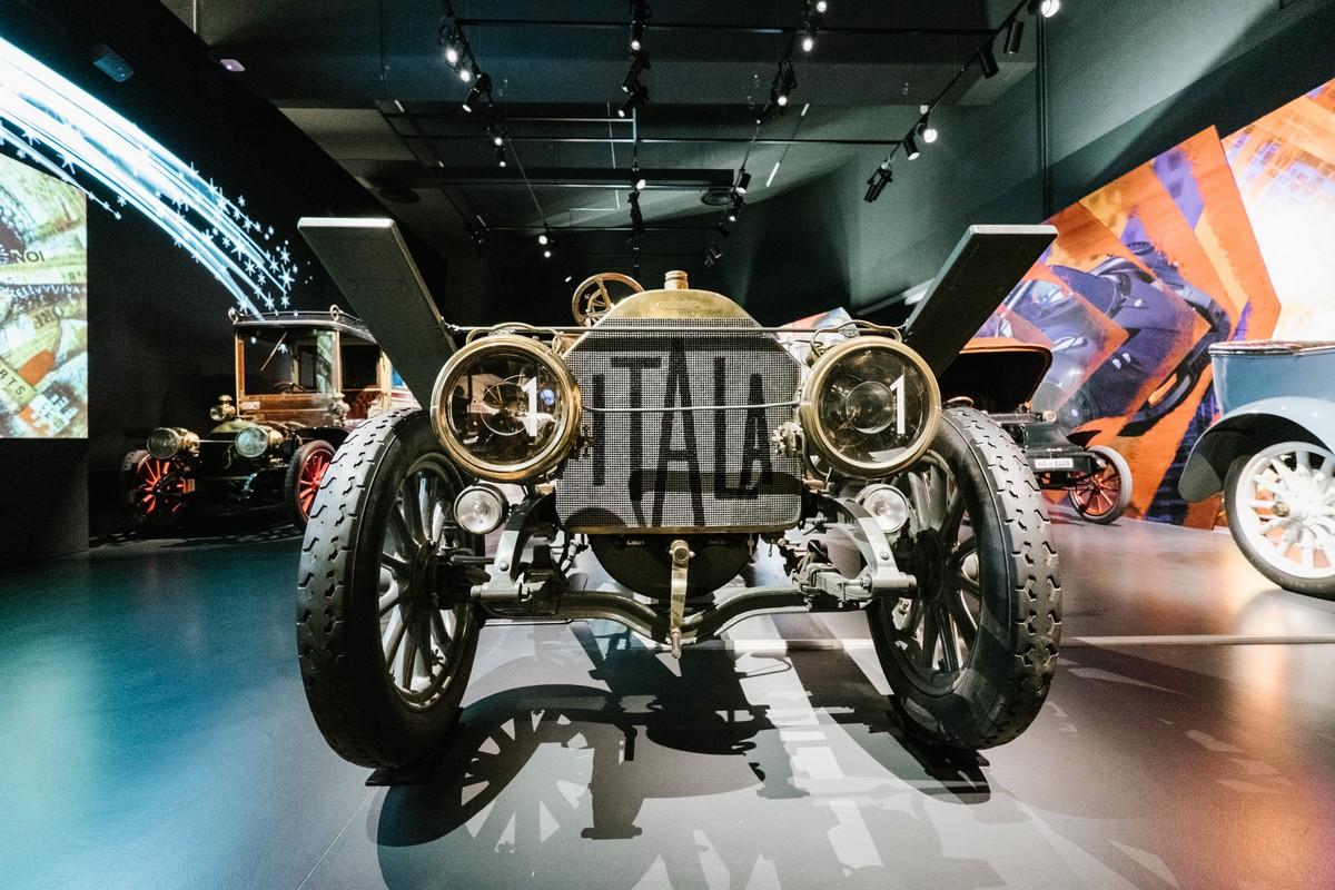 Il MAUTO al Salone dell'Auto di Torino