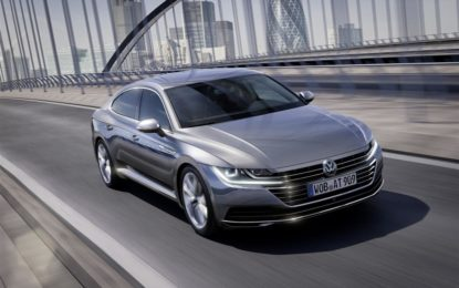 Volkswagen Arteon: Active Lighting System