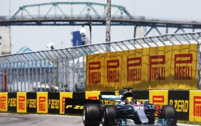 Canada: il punto Pirelli sulle qualifiche