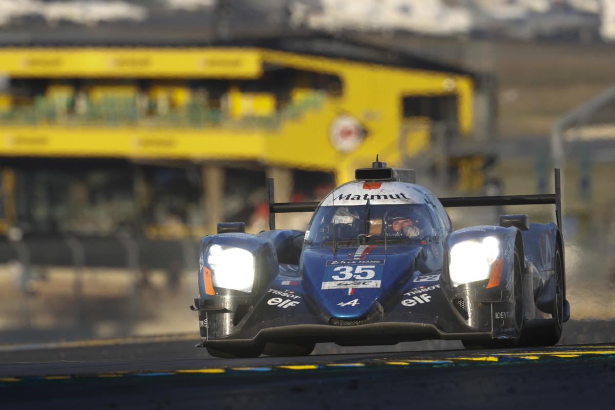 Alpine sul podio LMP2 alla 24 Ore di Le Mans