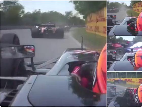 Canada: penalità a Sainz per l'incidente al via