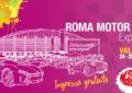 Inizia oggi il Roma Motor Show 2017!