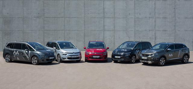 Groupe PSA fa provare al pubblico la guida autonoma