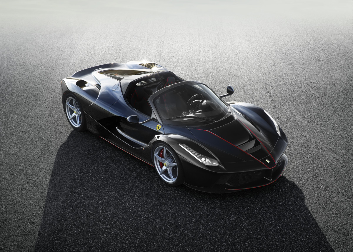 All'università con la Ferrari e MUNER