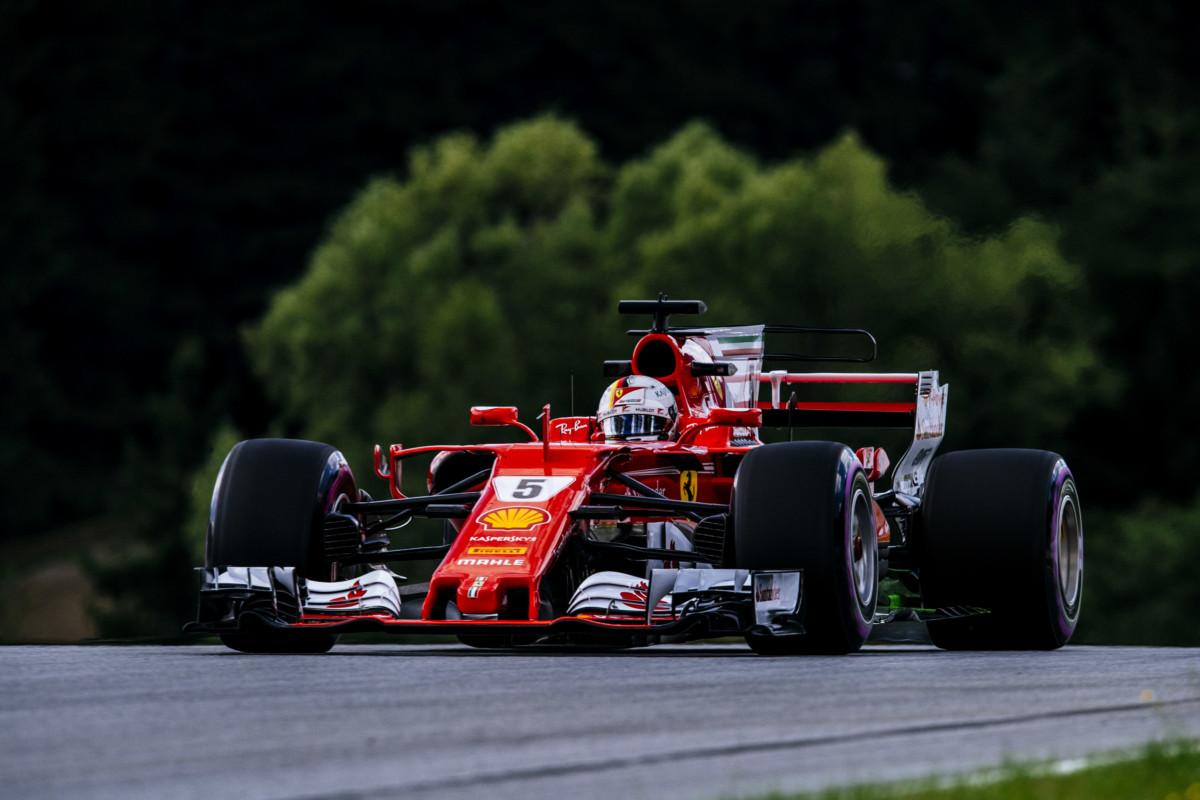 Un venerdì soddisfacente per la Ferrari a Spielberg