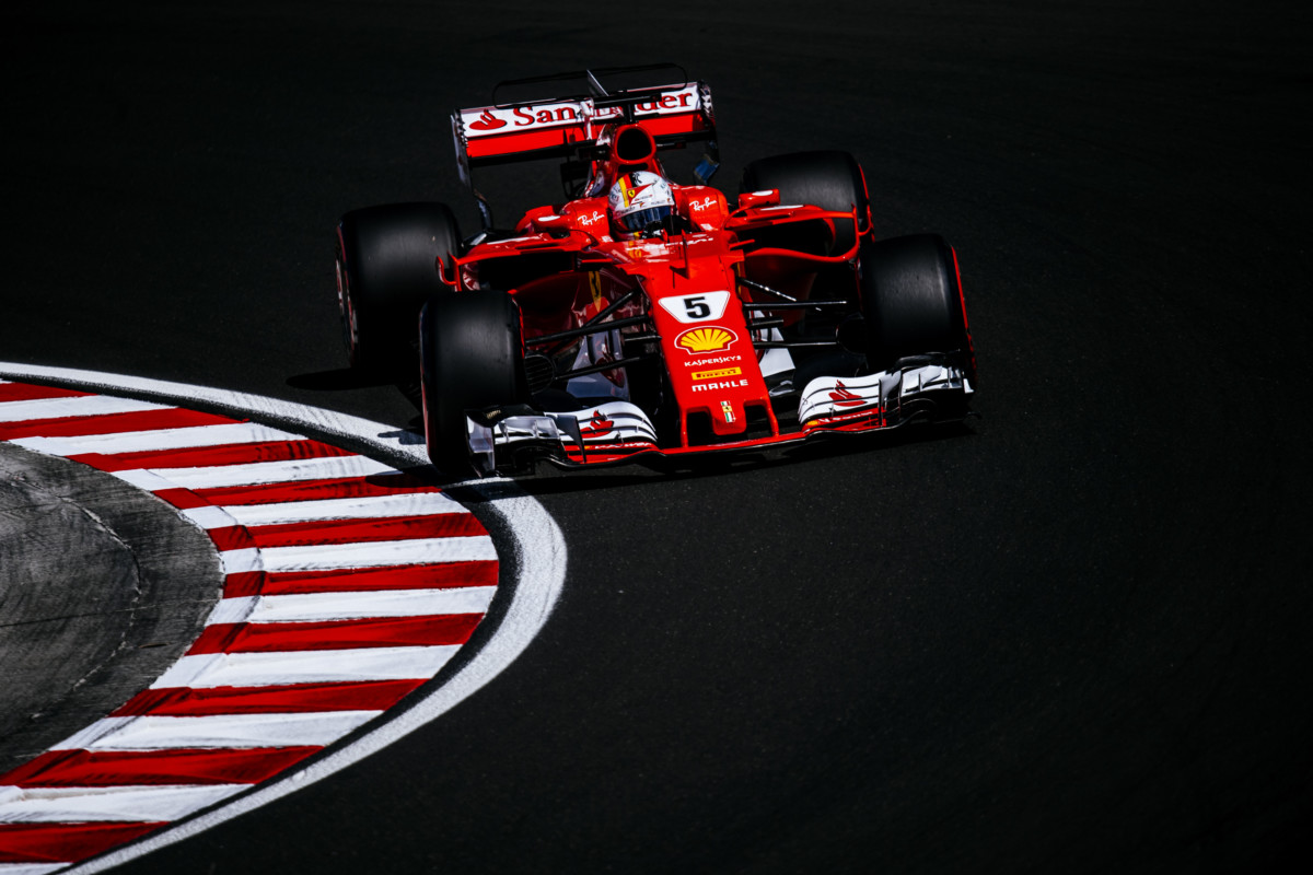 Ungheria: Ferrari davanti nelle FP3