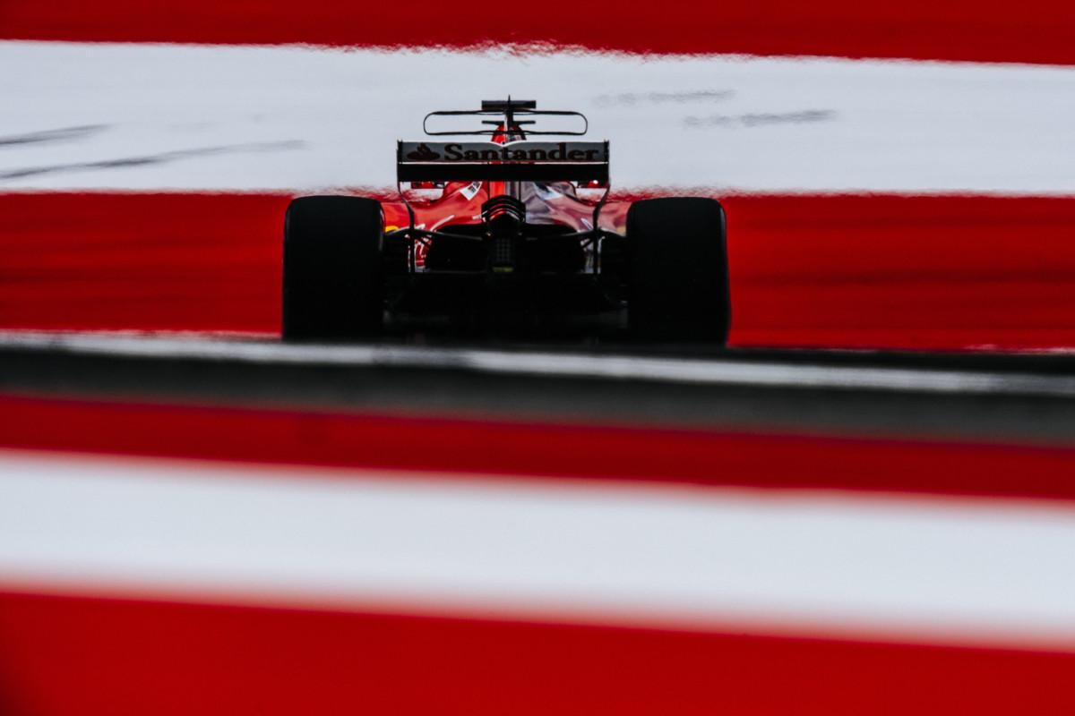 #AustrianGP: miglior crono per Vettel nelle FP3