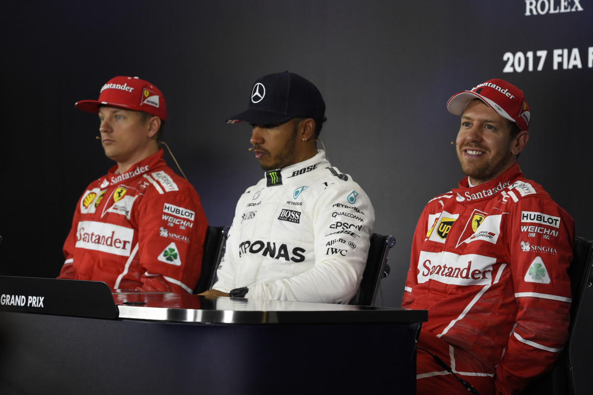#BritishGP: la conferenza stampa post-qualifiche