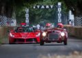 Grande festa per i 70 anni Ferrari a Goodwood