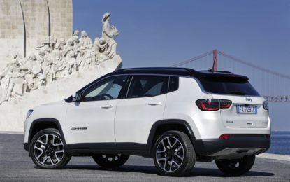 Jeep Compass: un concentrato di sicurezza