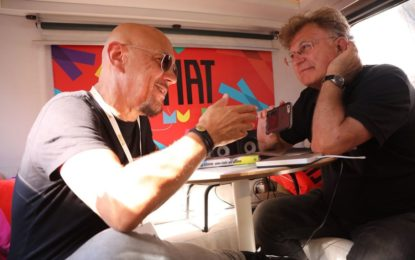 Fiat Music: parata di star con Red Ronnie