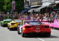 Ferrari alla 24 Ore di Spa con 11 vetture