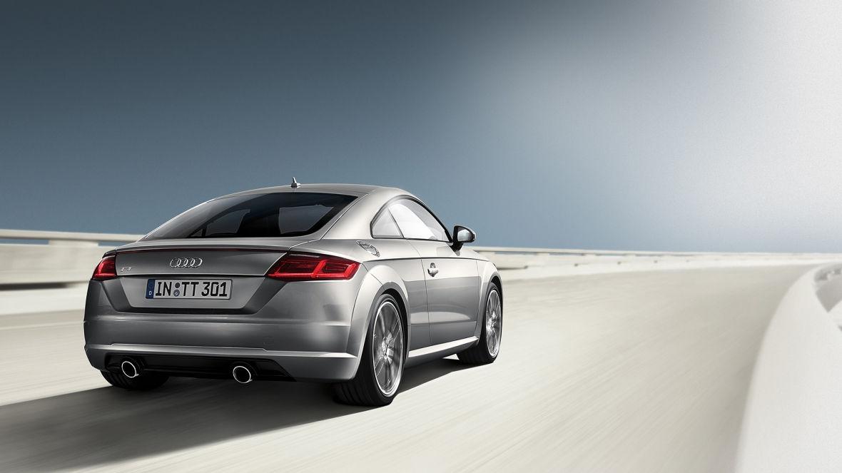 Audi TT Coupé: la sportiva entrata nella storia