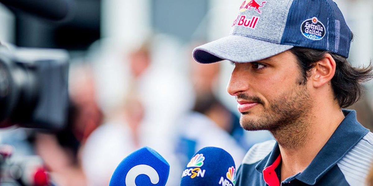 Non è detto che Sainz resti in Toro Rosso nel 2018