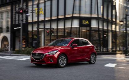 Mazda2 2017: tecnologia a misura d'uomo