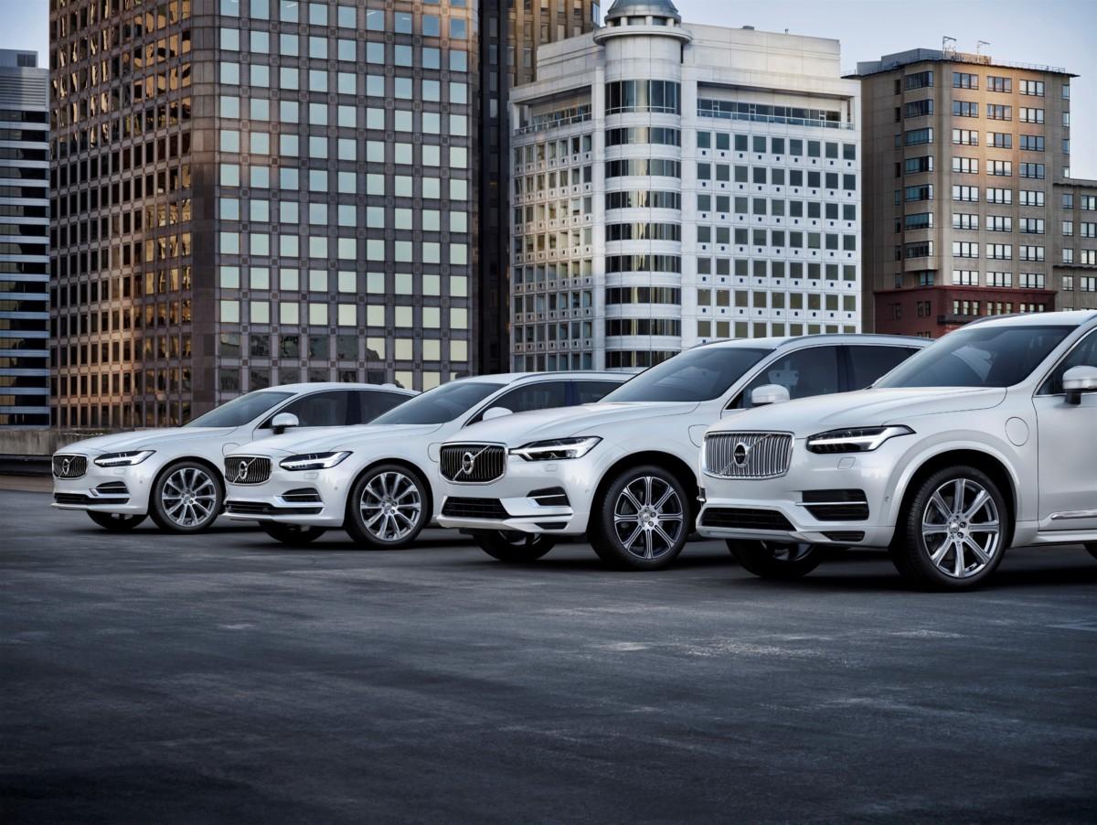 Volvo Cars verso un futuro solo elettrificato
