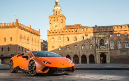 Lamborghini con Cineteca Bologna