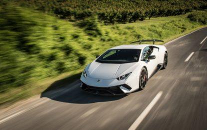 Lamborghini: vendite in crescita, nuova palazzina e assunzioni