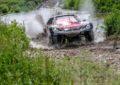 Peugeot conquista anche il secondo podio al #SilkWayRally