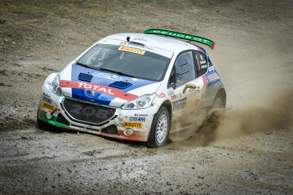 #RallySanMarino: Peugeot lotta per il podio