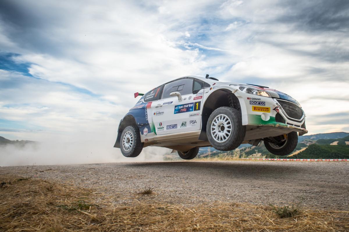 Pirelli a caccia dell'Italiano Rally al Due Valli