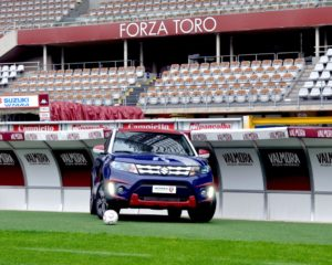 Suzuki Main Sponsor del Torino Football Club