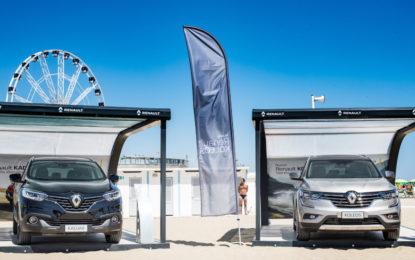 Nuovo Koleos e Renault Vertical Summer Tour