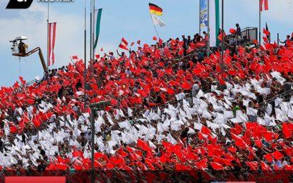 GP d'Austria: via al weekend, gli orari in TV