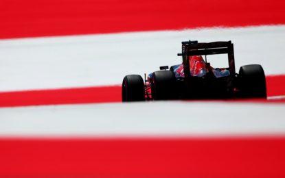 GP Austria: giro virtuale del Red Bull Ring con la Toro Rosso