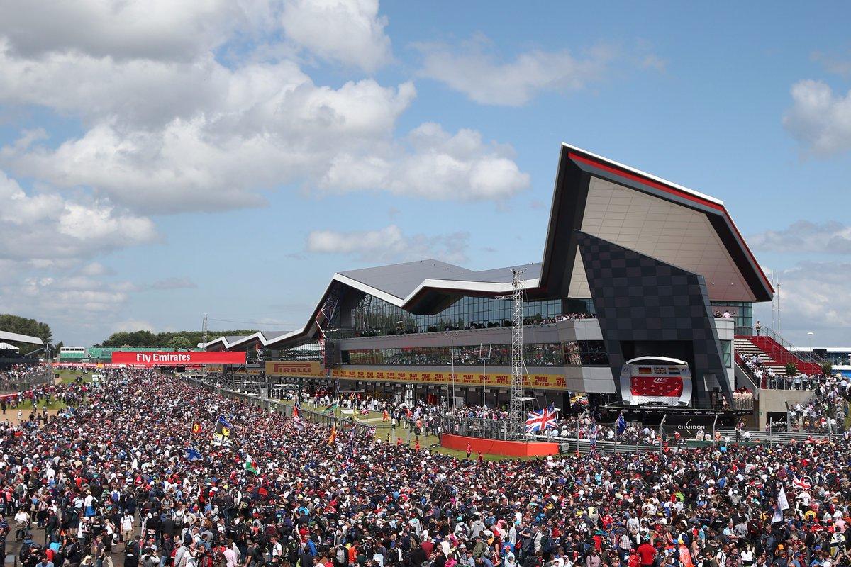 Formula 1, GP Gran Bretagna: la conferenza stampa dei piloti