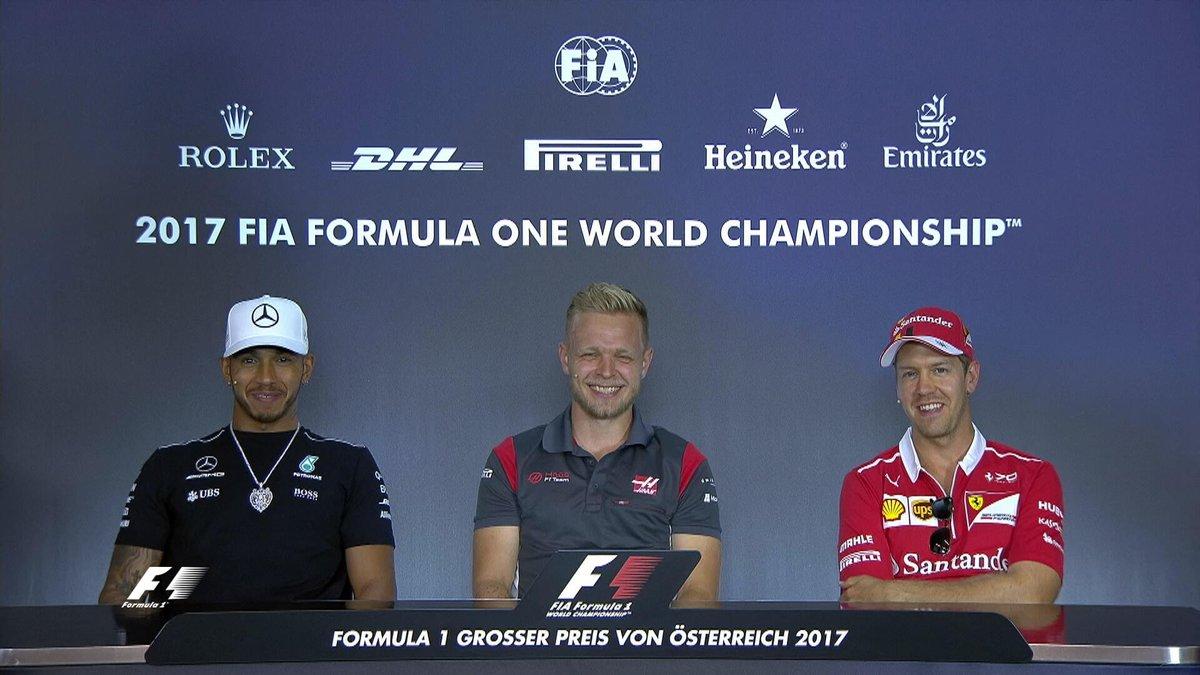 Austria: il transcript della conferenza FIA dei piloti