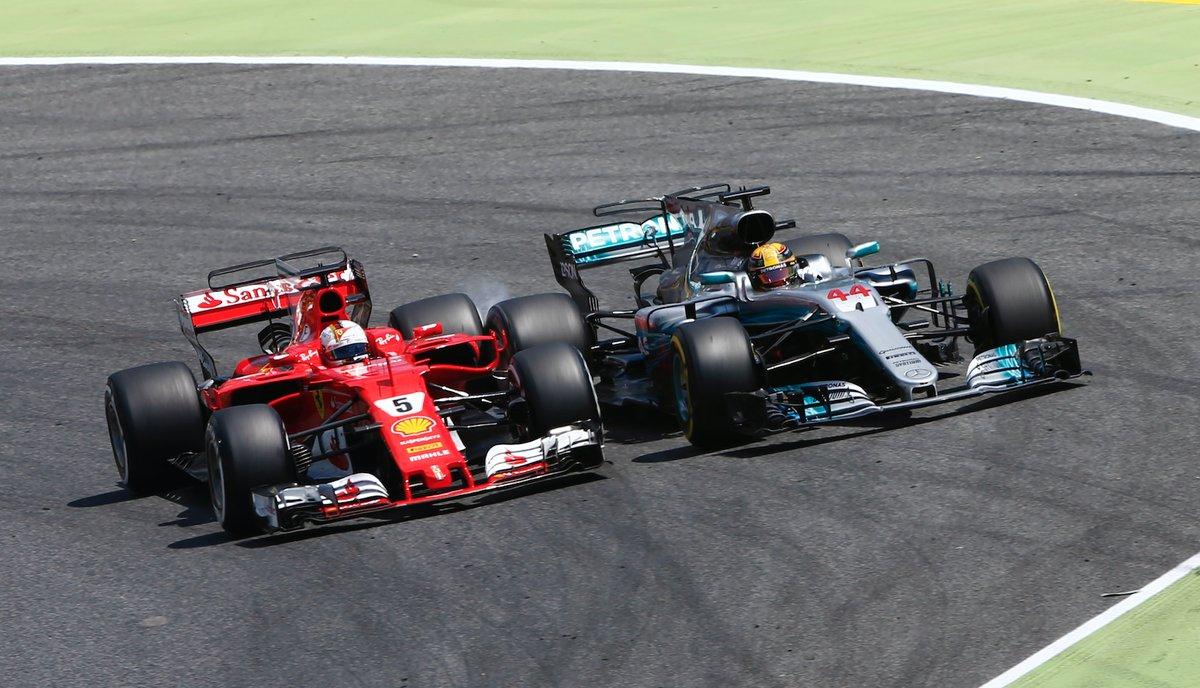 Austria: Hamilton davanti a Vettel nelle FP2