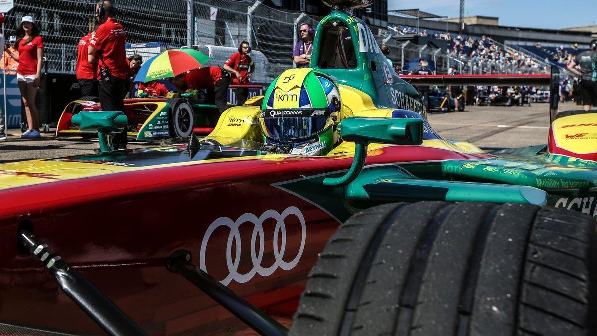 Audi primo costruttore tedesco a correre in #FormulaE