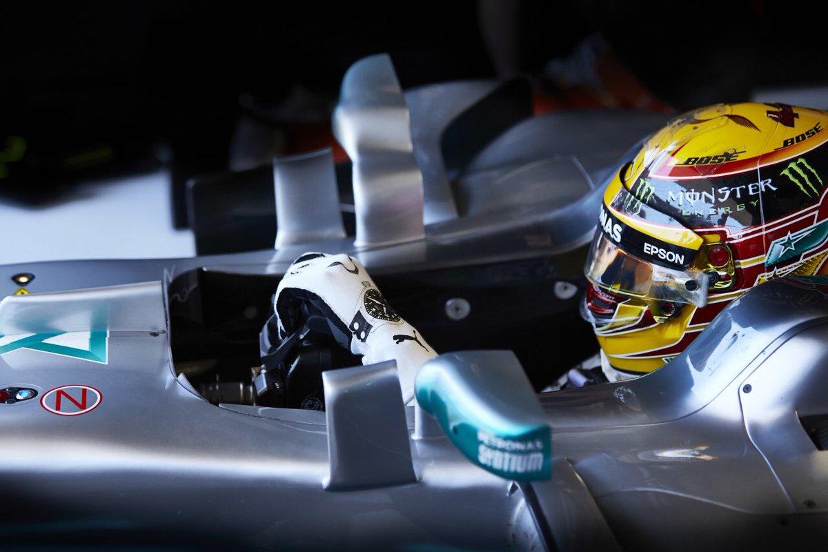 #F1 #AustrianGP: 5 posizioni in meno per Hamilton
