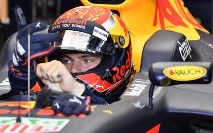 Ungheria: Max Verstappen arriverà 2°, lo prevede papà