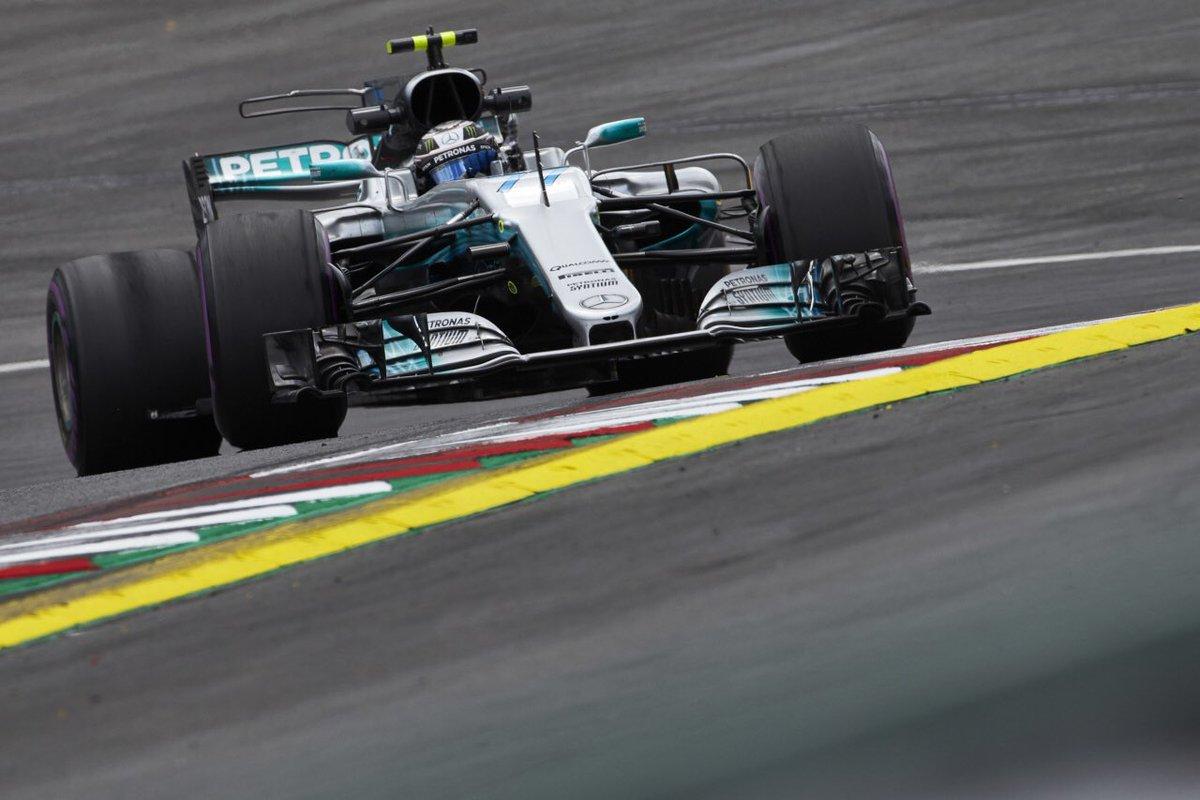 #AustrianGP: pole di Bottas davanti a Vettel