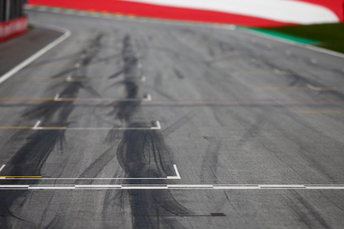 #AustrianGP: la griglia di partenza